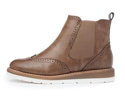 Online-Kaufs von Schuhen