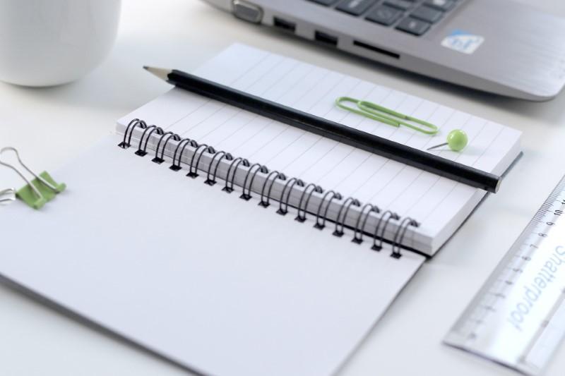 Geschäftsgeschenke - Notizbuch